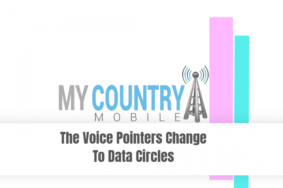 The Voice Pointers Change To Data Circles - My Country Mobile