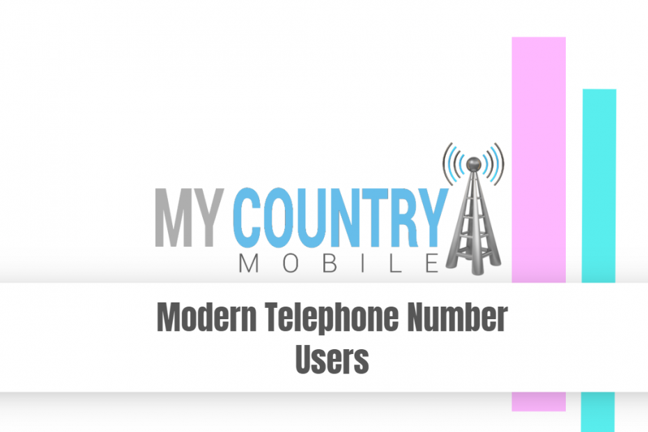 Modern Telephone Number Users - My Country Mobile